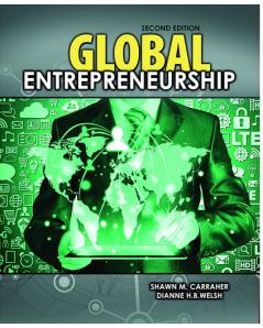Global Entrepreneurship,  2nd edition
