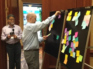 Veteran Fellows prioritizing our needs and opportunities (Joe, Chris)