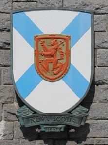 Nova Scotia seal