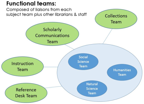 Functional teams