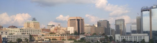 downtown Richmond