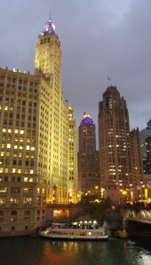 Wrigley Building & Tribune Tower