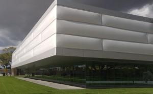 brand new Ed Kaplan Family Institute for Innovation and Tech Entrepreneurship (John Ronan)
